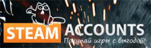 Изображение Steam-accounts.com