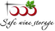 Лого белое виноград